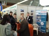 Новинки SCaT на выставке во Львове