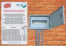 Новинка от SCaT – электрические щиты